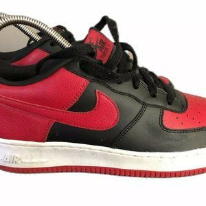 Nike Shoes - Nike Air Force 1 Bred 596728-016 Youth Sz 7Y 40EUR